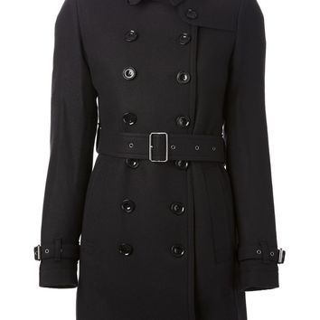 Burberry Brit double breasted coat