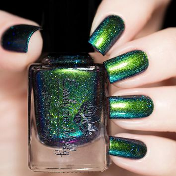Emily de Molly Artfully Evasive Nail Polish