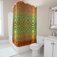 African Royalty Shower Curtain