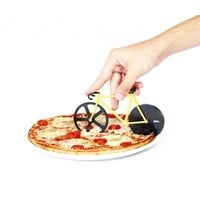 Fixie Pizza Cutter - Bumblebee