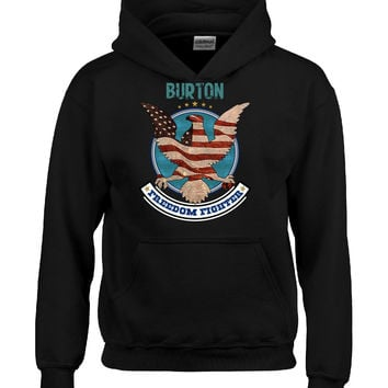 BURTON Freedom Fighter Independence v1 - Hoodie