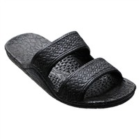 Pali Hawaii Unisex PH 405 Black Slide Sandal - ShopTheDocks.com