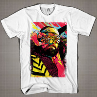 Macho Man Randy Savage  Mens and Women T-Shirt Available Color Black And White