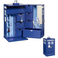 Doctor Who TARDIS Jewelry Box - Underground Toys - Doctor Who - Trinket Boxes at Entertainment Earth
