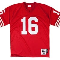 Mitchell & Ness San Francisco 49Ers 1989 Joe Montana Authentic Throwback Jersey
