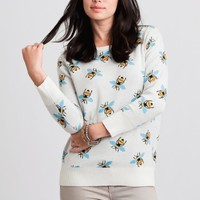 Busy Bee Sweater By Kling
