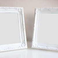 """Vintage Style Shabby Chic Picture Frame 5"""" x 7"""""""