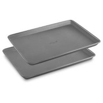 Select by Calphalon™ 12 x 17 Inch Non-stick Bakeware Classic Jelly Roll Pan Combo Set : Target