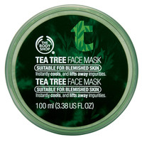 Tea Tree Face Mask | The Body Shop ®