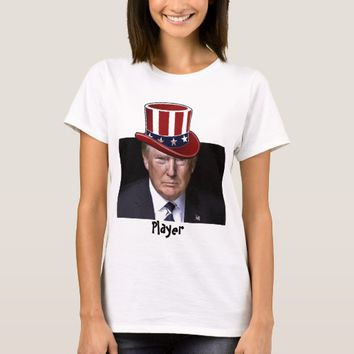 Trump Player T-Shirt