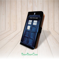 Tardis door doctor who flip pu leather cover case for iPhone 6, 6 plus, iPhone 5C 5S 5 4 4S, moto X, samsung galaxy S5 S4 S3 Note 3 4 (K19)