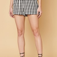 Kendall and Kylie Pull-On Printed Shorts at PacSun.com