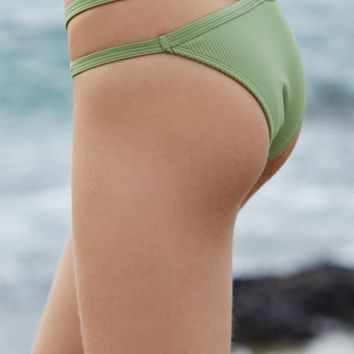 LA Hearts Harness Hipster Bikini Bottom at PacSun.com - green | PacSun