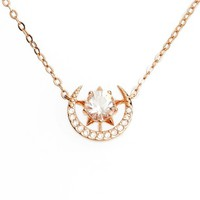 Nadri Wishes Crystal Pendant Necklace | Nordstrom