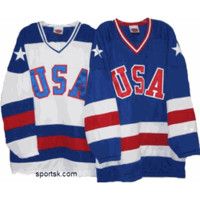 USA Premier 1980 Hockey Jerseys by K1 Sportswear-SportsK