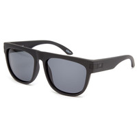 Spy Stag Sunglasses Matte Black/Grey One Size For Men 22703818201