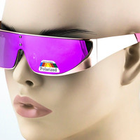 "NEW Exclusive "" Rihanna"" Sunglasses Purple Blue Silver And Pink Colors Available"