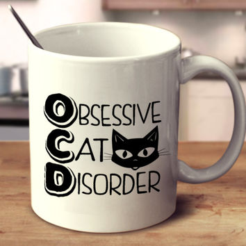 OCD - Obsessive Cat Disorder