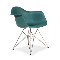 Eiffel Arm Chair (Special Edition Colors) - Chrome Leg