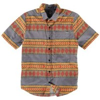 Volcom Slanders S/S Woven Shirt - Men's at CCS