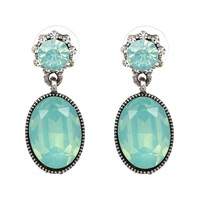 Tessa Crystal Earrings