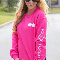Southern darlin' - Heliconia Classic Sweatshirt