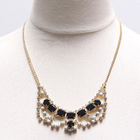 Chandelier Statement Necklace   perfectsunday.co