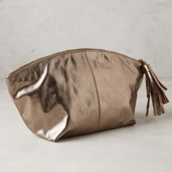 Miki Pouch by Jasper & Jeera Bronze All Clutches