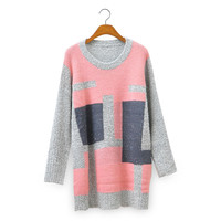 funshop — Oversize Knit Sweater