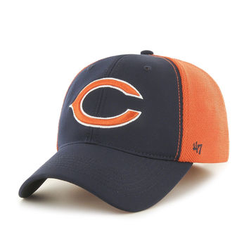 NFL '47 Draft Day Closer Stretch Fit Hat Chicago Bears