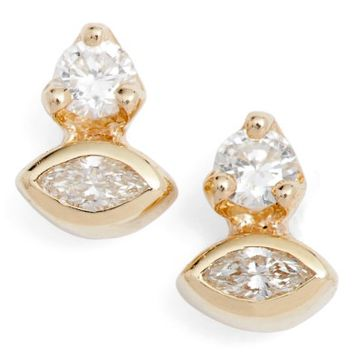 Zoë Chicco Diamond Cluster Stud Earrings (Nordstrom Exclusive) | Nordstrom