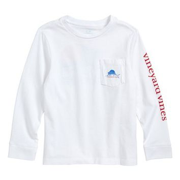vineyard vines American Sailfish T-Shirt (Toddler Boys & Little Boys) | Nordstrom
