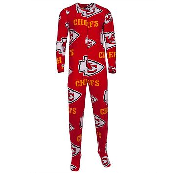 Kansas City Chiefs - Logo All-Over Union Suit