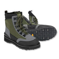 Fishing Wader Boots / River Guard™ Easy-On Brogue -- Orvis