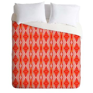 Lisa Argyropoulos Bella Diamond Cascade Duvet Set