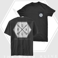 The Word Alive - Real Pocket Shirt