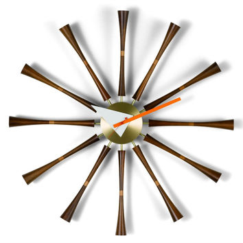 George Nelson Spindle Clock