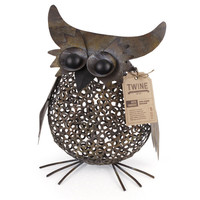 Rustic Farmhouse: Owl Cork Holder