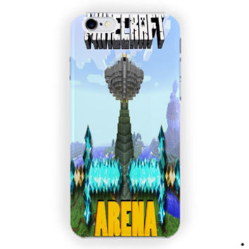 Battle Arena! Minecraft Project For iPhone 6 / 6 Plus Case