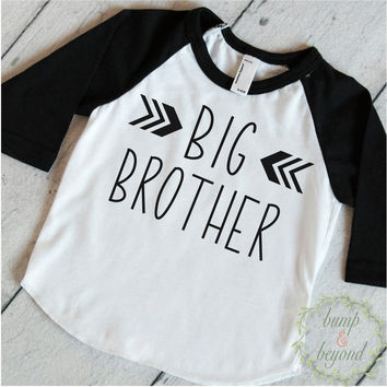 Big Brother Shirt Big Brother Announcement Shirt Baby Boy Sibling Shirt Big Brother Little Brother Shirt Big Brother Gift 131