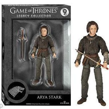 Funko Legacy Arya Stark Game Of Thrones Series 2 Action Figure