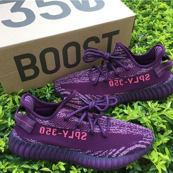 Adidas Yeezy Boost 350 V2 B37573 Chalk Purple S18