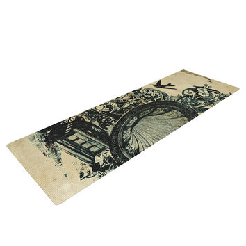 "Frederic Levy-Hadida ""Sound of Nature"" Yoga Mat"