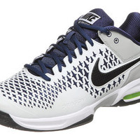 Nike Air Max Cage White/Navy Men's Shoe