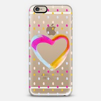 Lovely Feelings iPhone 6 case by Cayena Blanca | Casetify