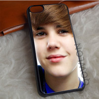 Justin Bieber Hairstyle iPhone 7 Case