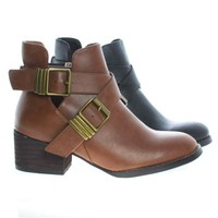 Aquapillar Women's Ankle Booties Riding Harness Boots