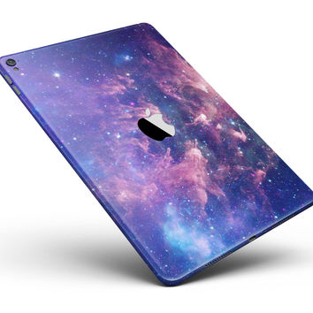 "Colorful Nebula Full Body Skin for the iPad Pro (12.9"" or 9.7"" available)"