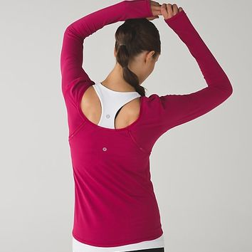 Align And Define Long Sleeve Tee