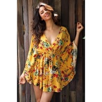 Marissa Batwing Dress
